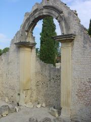 Thermes gallo-romains du Nord (vestiges) -  Vaison