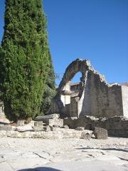 Thermes gallo-romains du Nord (vestiges) -  Thermes du centre in Vaison-la-Romaine