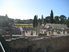 Thermes gallo-romains du Nord (vestiges) -  Thermes du centre in Vaison-la-Romaine