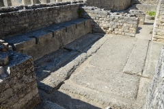 Thermes gallo-romains du Nord (vestiges) -  Vasio Vocontiorum, Vaison-la-Romaine