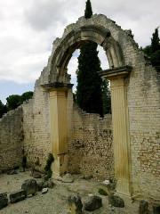 Thermes gallo-romains du Nord (vestiges) -  Vaucluse Vaison-La-Romaine Ruines Romaines Thermes