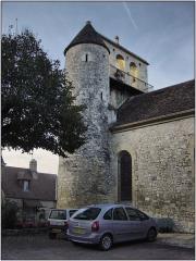 Eglise Saint-Martin et Sainte-Croix - Français:   Église Sainte-Croix