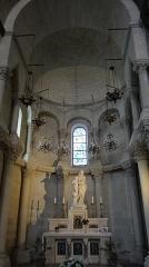 Cathédrale Saint-Front - Périgueux - Cathédrale Saint-Front - Intérieur de la cathédrale, bras nord du transept: chapelle de la Vierge