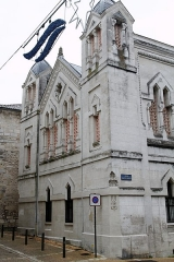 Ancienne loge maçonnique - English:   Périgueux