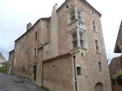 Presbytère - Français:   Presbytère de Saint-Cyprien (Dordogne)