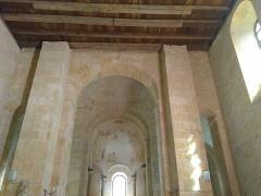 Eglise Saint-Léonce - intérieur de l'Église Saint-Léonce à Saint-Léon-sur-Vézère