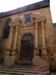 Ancienne Chapelle des Récollets ou des Pénitents et son cloître - English: Sarlat-la-Canéda, Dordogne, FRANCE