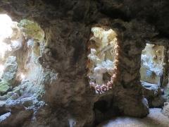 Parc et Grotte de Majolan - Deutsch: Ehemaliges Aquarium der Grotte des Parks Majolan in Blanquefort