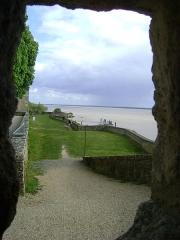 Citadelle de Blaye - Français:   Citadelle de Blaye, Gironde. La Gironde et le Rempart Ouest.