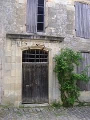 Citadelle de Blaye - Français:   Citadelle de Blaye, Gironde. Ancien bâtiment dans la citadelle