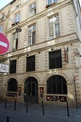 Immeuble - Français:   Immeuble, 7 quai Richelieu (Inscrit, 1951)