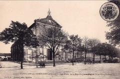 Eglise Saint-Symphorien - French photographer and editor