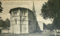 Eglise paroissiale Saint-Pierre-ès-Liens du Haut-Langoiran - French photographer and editor