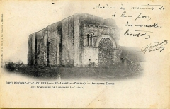 Ruines de la chapelle de Lurzine - French photographer and editor