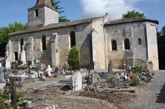 Eglise Saint-Martin du Bois - Français:   Saint-Ciers-d\'Abzac - Eglise Saint-Ciers