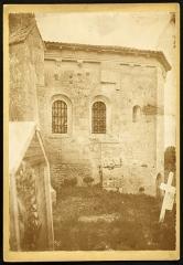 Eglise Saint-Martin du Bois - Français:   Saint-Ciers-d\'Abzac église (Brutails)