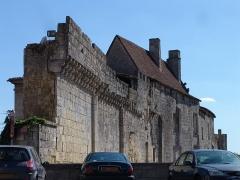 Remparts - Français:   Vue de Saint-Émilion.