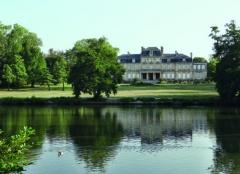 Château Bourran - Deutsch: Château de Bourran: Schlosspark