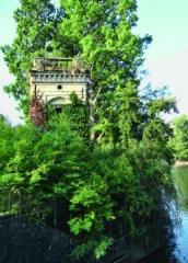Château Bourran - Deutsch: Wasserturm im Park von Château de Bourran