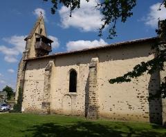 Ancienne église Notre-Dame - Français:   Église Notre-Dame de Moustey, 2019