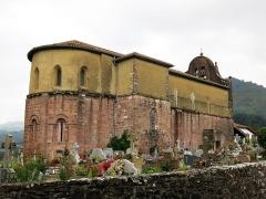 Eglise de l'Assomption - English: Church Notre-Dame-de-l'Assomption in Bidarray (Pyrénées-Atlantiques, France).