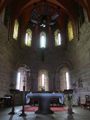 Eglise de l'Assomption - English: Facade of the church Notre-Dame-de-l'Assomption in Bidarray (Pyrénées-Atlantiques, France).