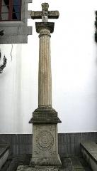 Croix de l'ancien cimetière - English:   Cross of Hendaye