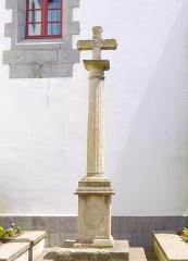 Croix de l'ancien cimetière - Español:   Hendaya
