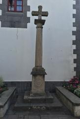 Croix de l'ancien cimetière -  Croix d\'Hendaye