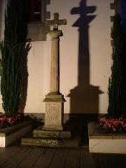 Croix de l'ancien cimetière -  Hendaye la croix mystérieuse.jpg