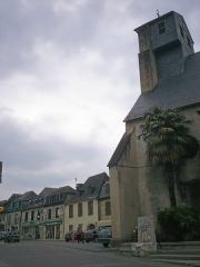 Eglise de l'Assomption -  Carrèra, glèisa e hont de La Seuva