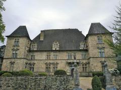 Château de Maytie dit d'Andurain - Euskara: Andurain Jauregia Maule Zuberoan