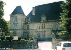 Château de Maytie dit d'Andurain - Français:   Chateau d\'Andurain à Mauléon-Licharre Pyrénées).
