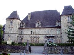 Château de Maytie dit d'Andurain - Euskara: Andurain jauregia, Maule, Zuberoa