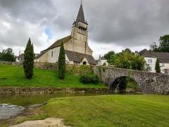 Eglise Saint-Michel - Euskara: Urdiñarbeko San Mikel eliza.