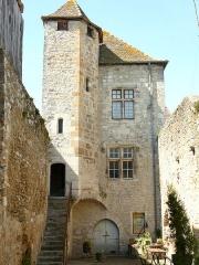 Maison dite Hôtel de la Lune - Français:   Orthez - Hôtel de la Lune