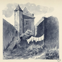 Maison dite Hôtel de la Lune -