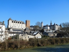 Ancien Hôtel de Gassion, actuellement cercle de jeux - English: Pau Castle