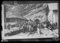 Tunnel de Pau-Canfranc -