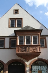 Maison - Deutsch: Haus Zuckmantel (Haguenau)