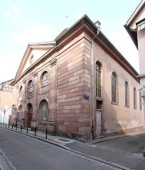 Synagogue - Deutsch: Synagoge in Haguenau