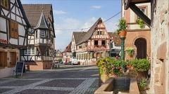 Maison -  Oberbronn est un site d'écotourisme  <a href=