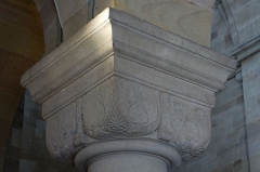 Eglise Saint-Pierre-et-Paul - This object is indexed in the base Palissy, database of the French furniture patrimony of the French ministry of culture,under the referencesIM67001252 and IM67001257.