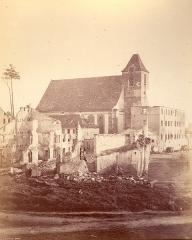Eglise protestante Sainte-Aurélie - French photographer