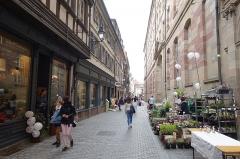 Grand Séminaire -  Rue des Frères @ Strasbourg