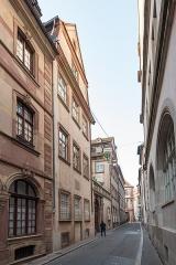 Ancien Hôtel Brackenhoffer -  Strasbourg, 11 rue de l'Épine
