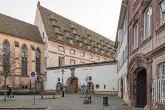 Ancien Hôtel d'Ettenheimmunster -  Strasbourg, Hôpital