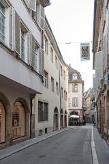 Maison -  Strasbourg, Rue de l'Épine, 17 Rue L'Ail