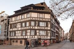 Maison -  Strasbourg, 33 Rue du Bain aux Plants