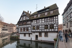 Maison -  Strasbourg, 1 Quai du Moulins